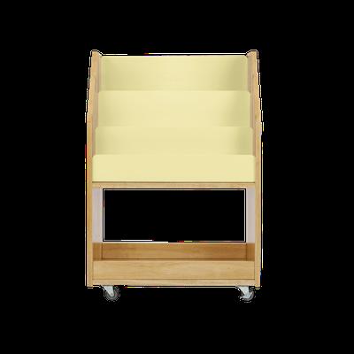 Julian Bookshelves - Natural, Citrus - Image 1