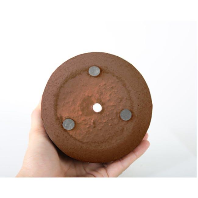 Drip Pot - Brick Red - 1