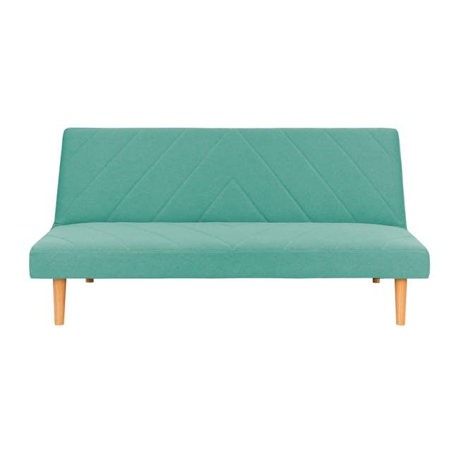 Laura Sofa Bed - Sea Green - 0