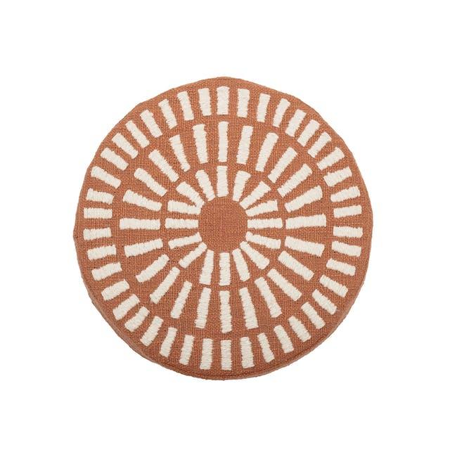 Kara Seat Pad - Orange - 0
