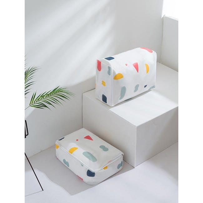 Sandy Fabric Storage Case - Small - 2