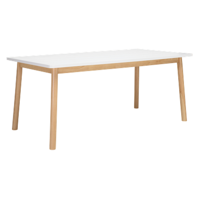 Kendall Dining Table 1.8m with 4 Greta Chairs - Image 2