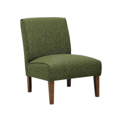 Maya Lounge Chair - Cocoa, Forest - Image 1