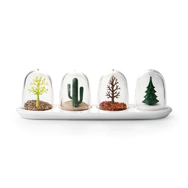 Four Seasons Seasoning Shaker Set - 0