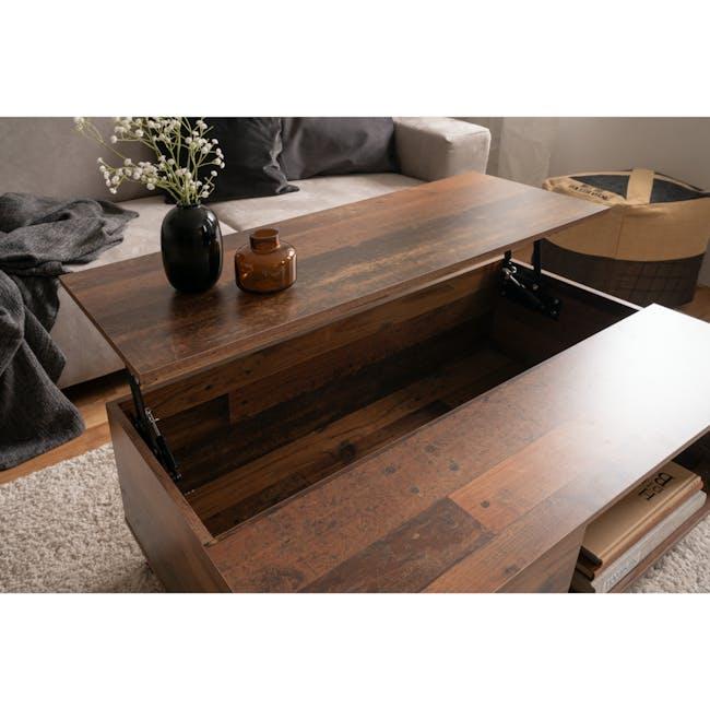 Orlando Storage Coffee Table - 1