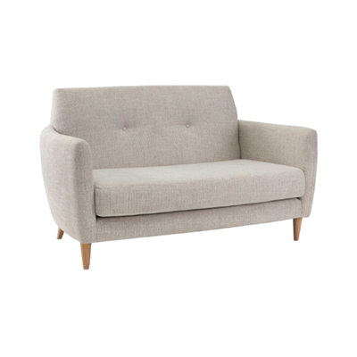 Elise 2 Seater Sofa - Almond