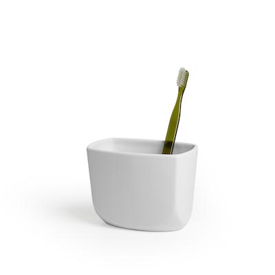 Corsa Toothbrush Holder - White - Image 2