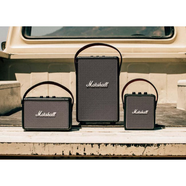 Marshall Tufton Wireless Speaker - Black - 1