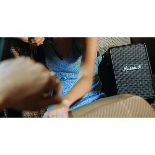 Marshall Tufton Wireless Speaker - Black - 2