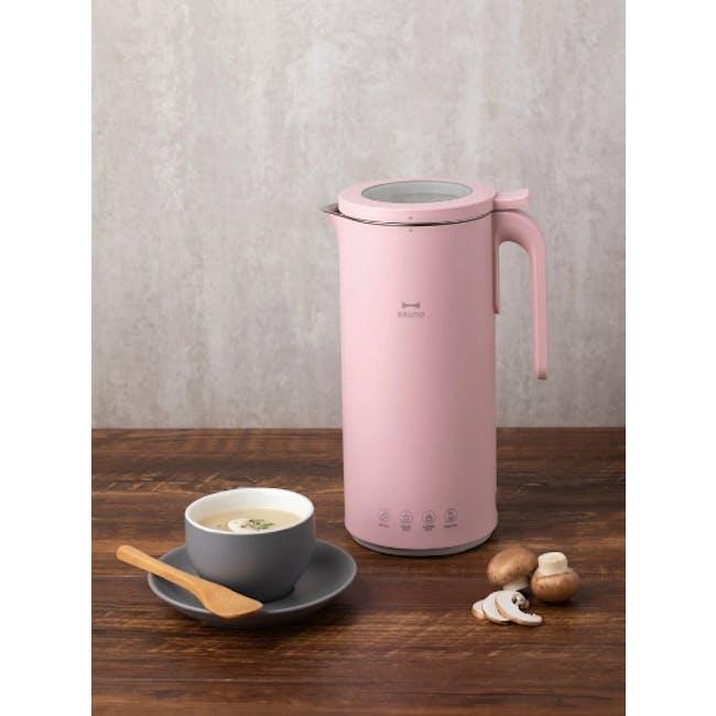 BRUNO Hot Soup Blender - Pink - 1