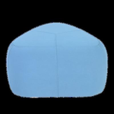 Cirrus Small Triangle Pouf - Clover - Image 1
