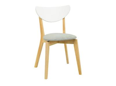 Harold Dining Chair - Natural, Grey