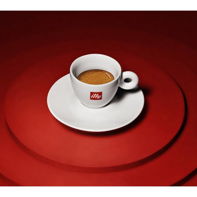 Illy Ground Espresso Decaffeinated Coffee 250g - Medium Roast - 2