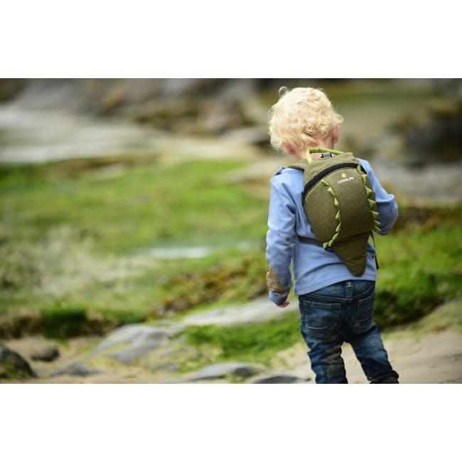 LittleLife Animal Toddler Backpack - Crocodile - 1