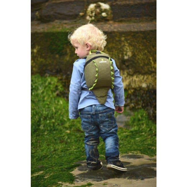 LittleLife Animal Toddler Backpack - Crocodile - 3