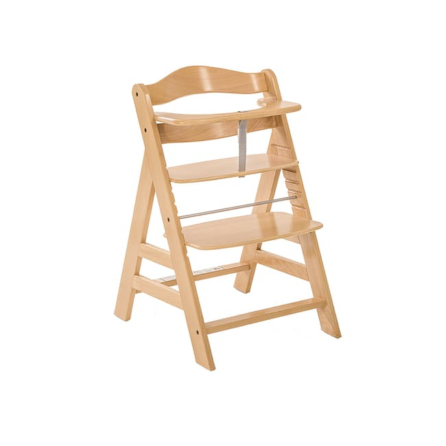 Hauck Alpha+ Deluxe: High Chair + Tray - 2