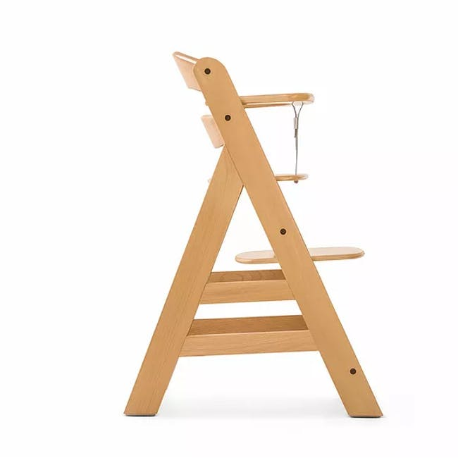 Hauck Alpha+ Deluxe: High Chair + Tray - 4