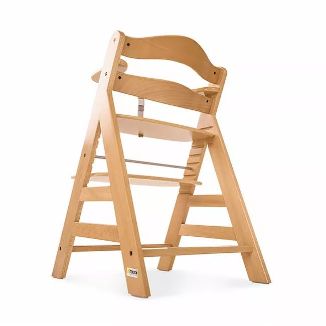 Hauck Alpha+ Deluxe: High Chair + Tray - 5