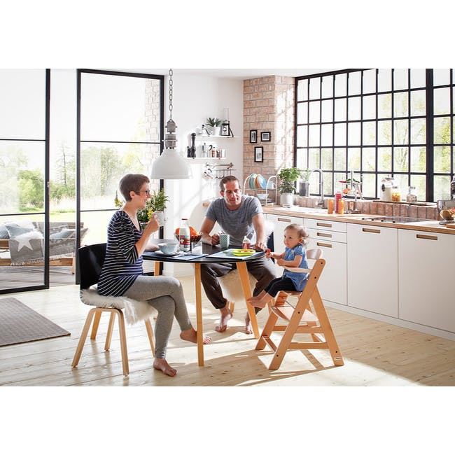Hauck Alpha+ Deluxe: High Chair + Tray - 7