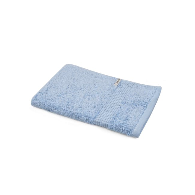 Canningvale Egyptian Royale Hand Towel - Cielo Blue - 0
