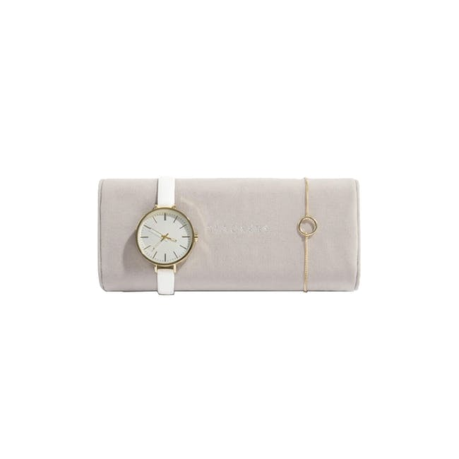 Stackers Accessories - Watch/ Bracelet Pad - Grey - 0