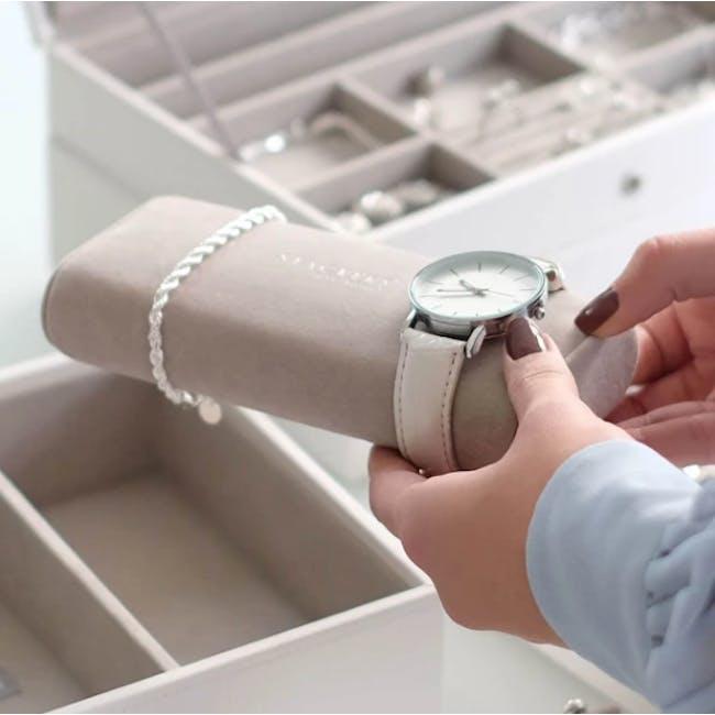 Stackers Accessories - Watch/ Bracelet Pad - Grey - 1