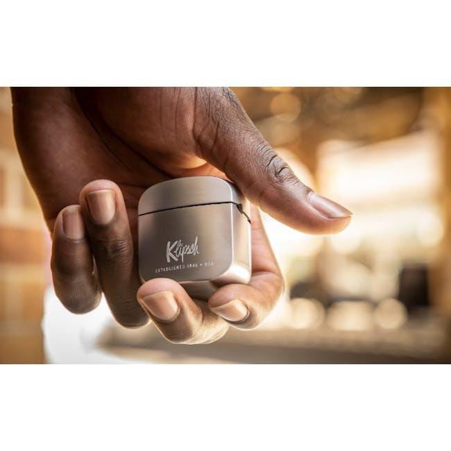 Klipsch T5 True Wireless Earbuds - Silver - 2