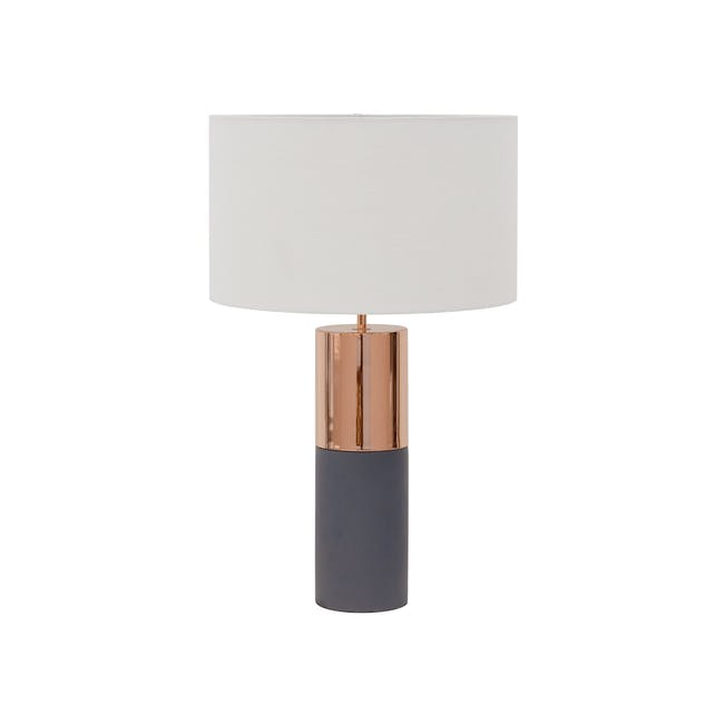 Aiden Table Lamp - Copper - 1