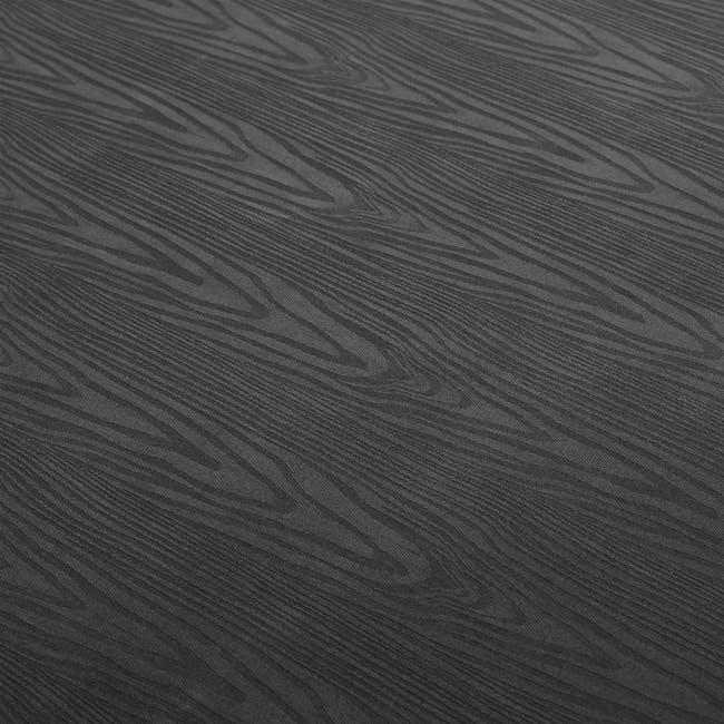 Beinks b'EARTH Natural Rubber Yoga Mat - Dark Grey - 2