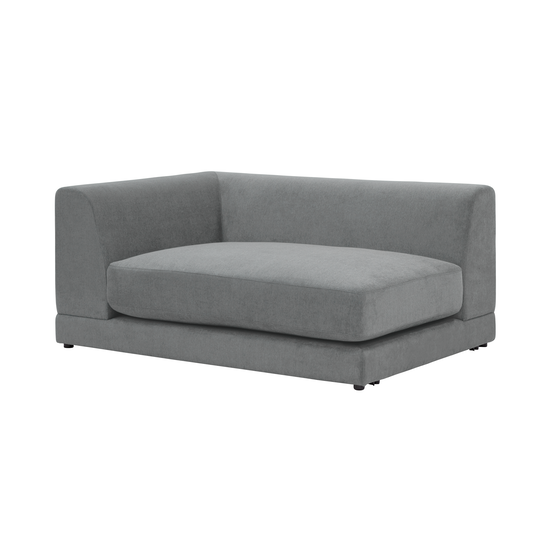 HipVan Bundles - Abby 4 Seater Lounge Sofa - Stone
