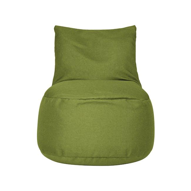 Mee Kids Bean Bag - Pear Green - 2
