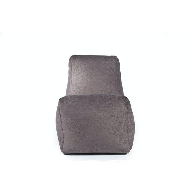 Bohemian Bean Bag - Granite - 3
