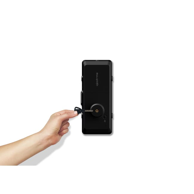 igloohome Rim Lock for Metal Gates - 11