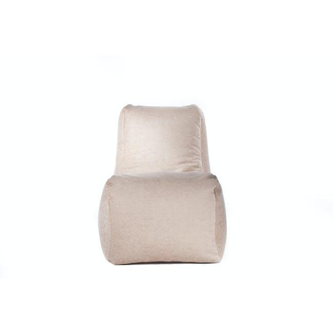 Bohemian Bean Bag - Sandstone - 4