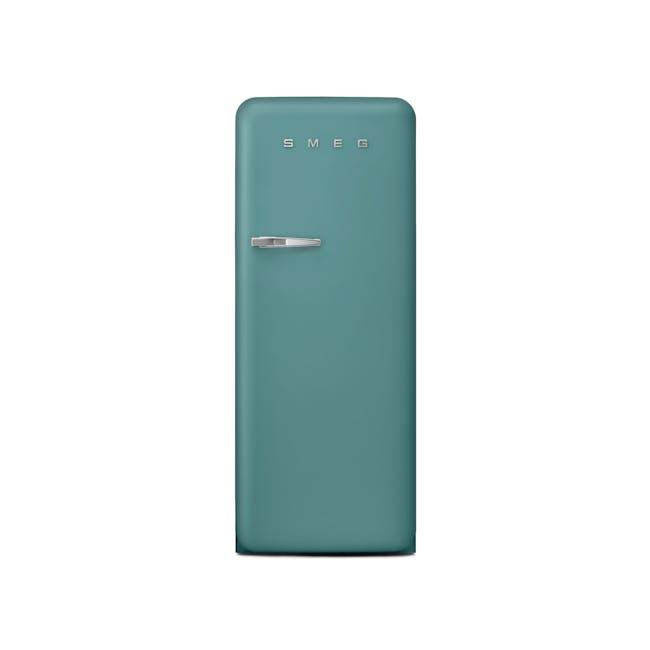 Smeg FAB28 Single-Door Refrigerator - Emerald Green - 0