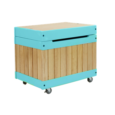 David Treasure Box - Tiffany Blue - Image 1
