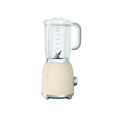 Smeg 800W Blender - Cream - Image 1