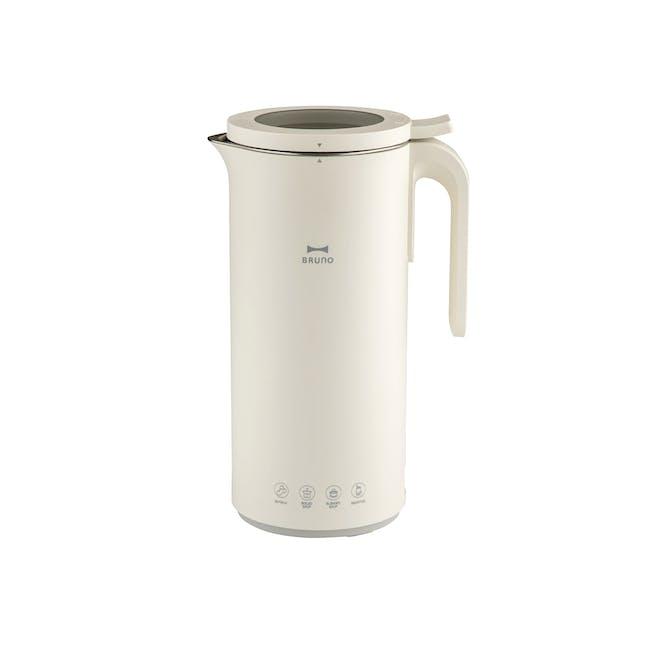 BRUNO Hot Soup Blender - Ivory - 0