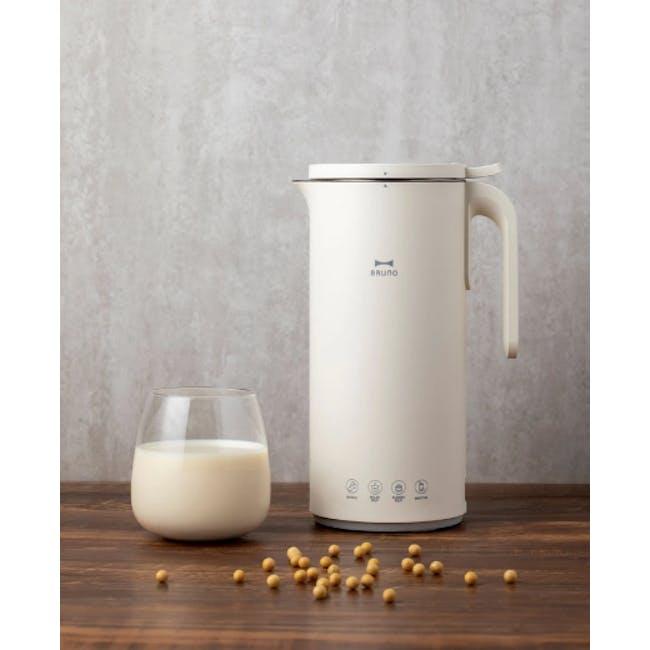 BRUNO Hot Soup Blender - Ivory - 2