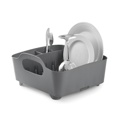 Tub Dish Rack - Charcoal - Image 2