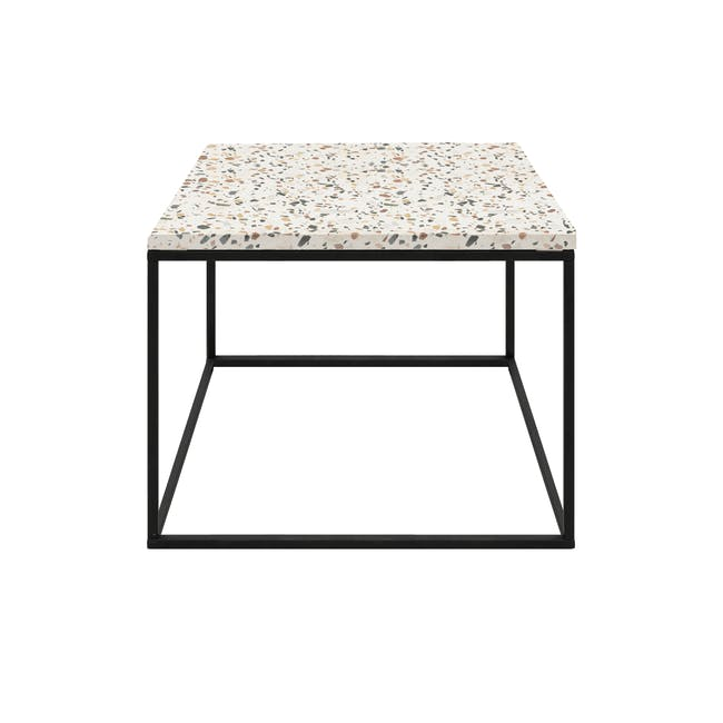 Lyra Terrazzo Side Table - 0