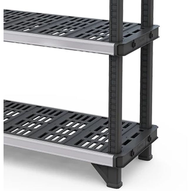 Fused Shelf 4 Tier 122cm - 3