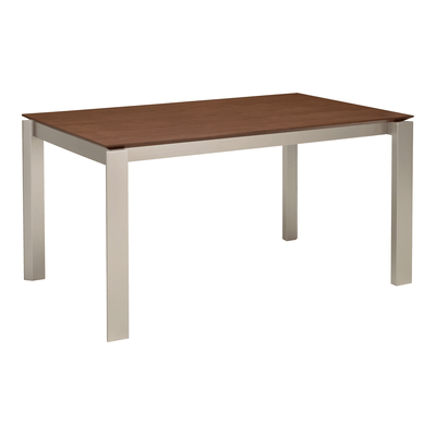 Elwood 6 Seater Dining Table - Cocoa