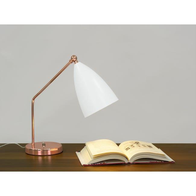 Grasshoppa Table Lamp - White - 1