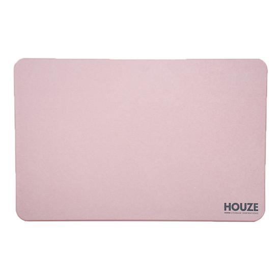 Houze - Diatomite Absorbent Mat - Pink