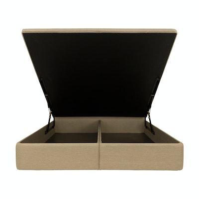 Cassandra Storage Bed - Sand (Fabric) - Image 2