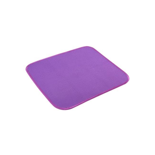 Dish Drying Mat Grape - 1