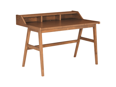 Kennedy Working Desk - Walnut