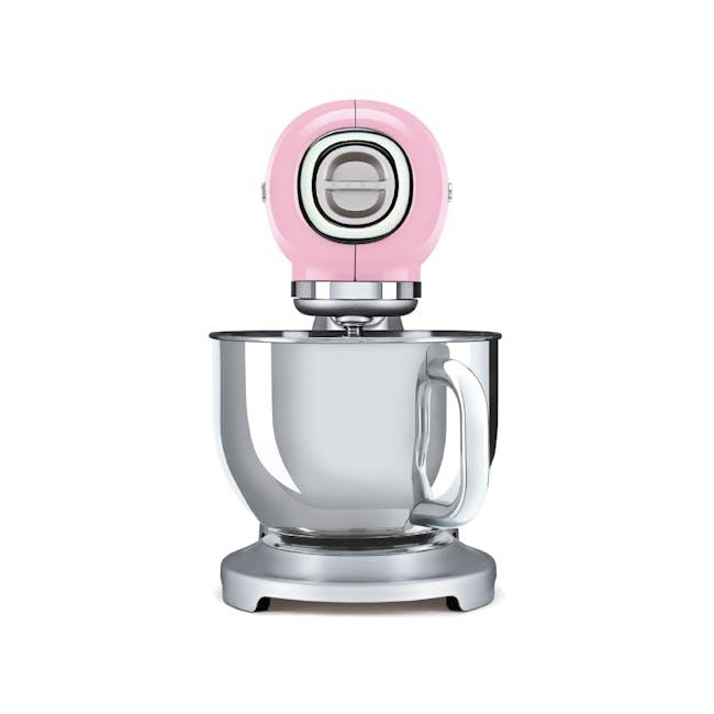 Smeg Stand Mixer - Pink - 2