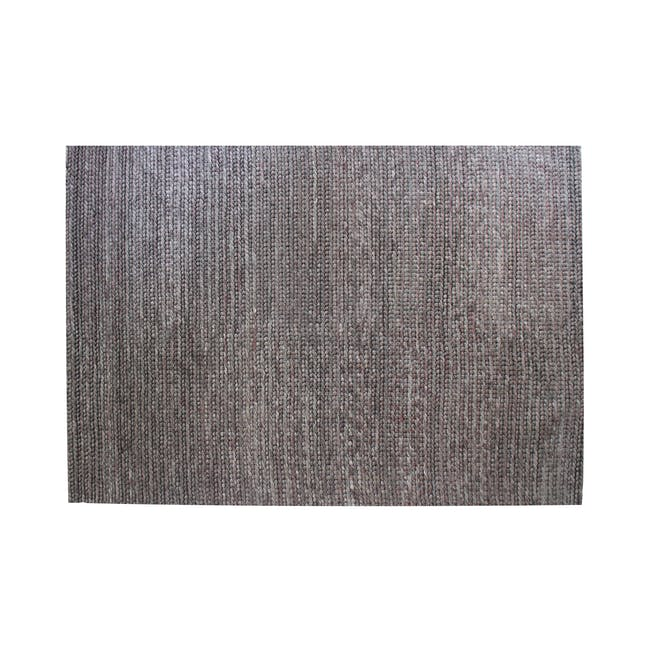 Selfoss Flatwoven Rug 2.4m x 1.7m - Rosewood Pink - 0